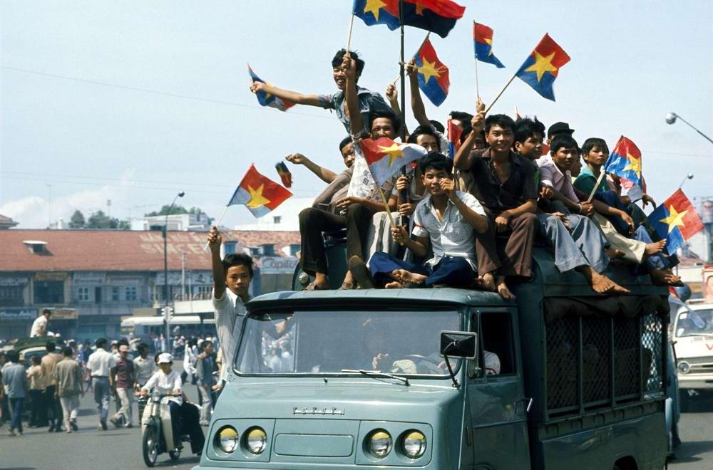 Освобождение Сайгона: как это было! К 40-летию со Дня Победы Вьетнама (США) (38)