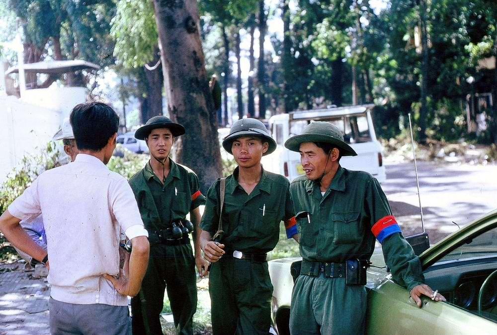 Освобождение Сайгона: как это было! К 40-летию со Дня Победы Вьетнама (США) (42)