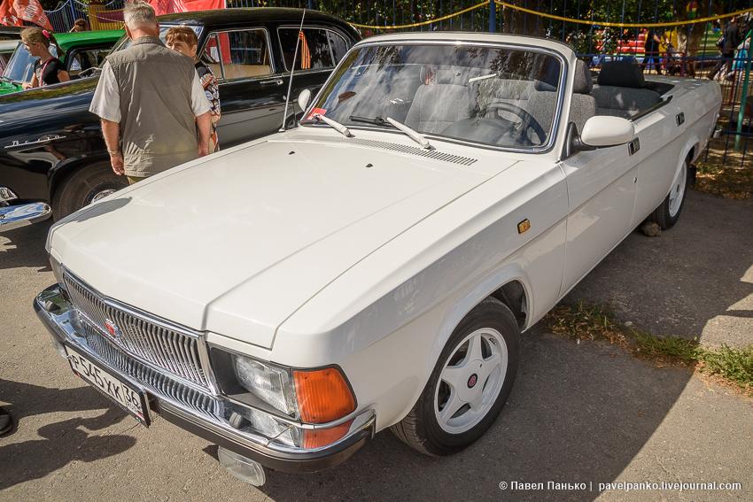 автомобиль Волга