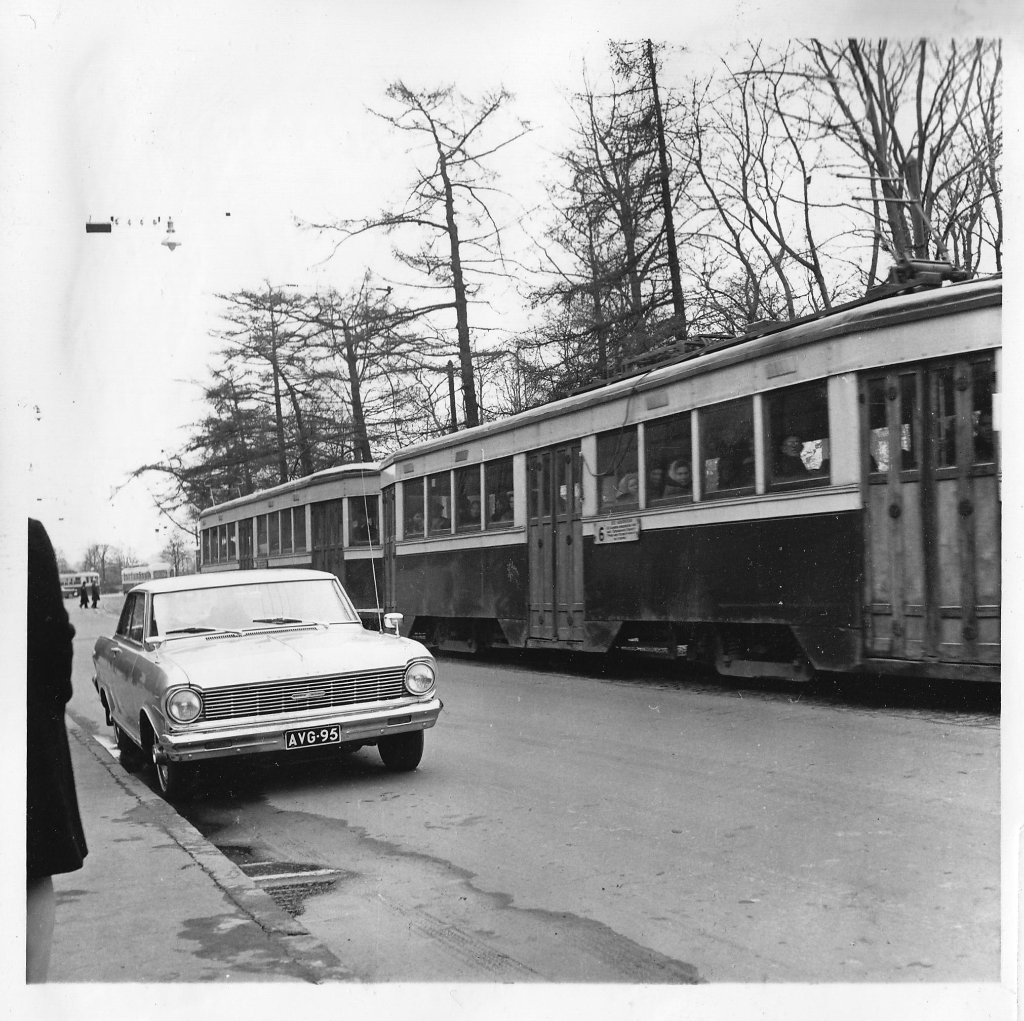 Ленинградский трамвай