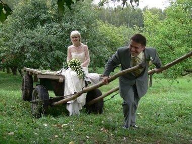 Правдивые истории (или анекдоты?) о браке (часть 1)