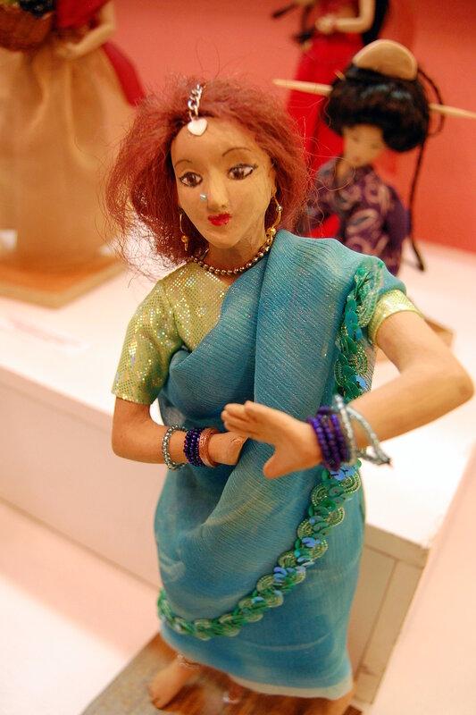 Выставка авторской куклы