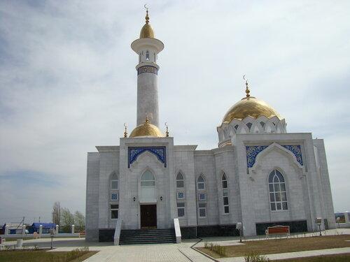 мечеть села Кантьюковка, Башкортостан