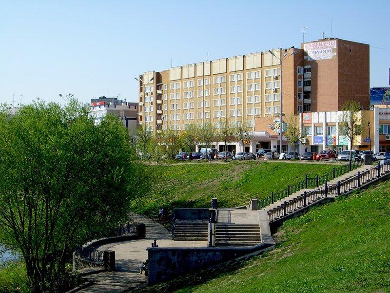 "Тверь.Гостиница ""Волга"""