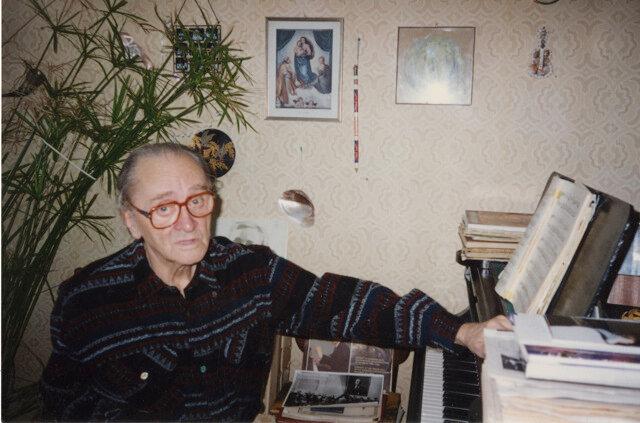 Олег Драгамирович Бошнякович