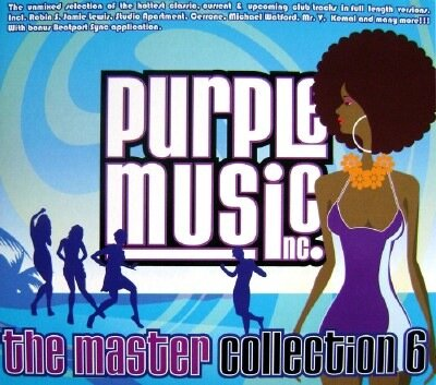 Purple Music Inc. the Master Collection Vol.6
