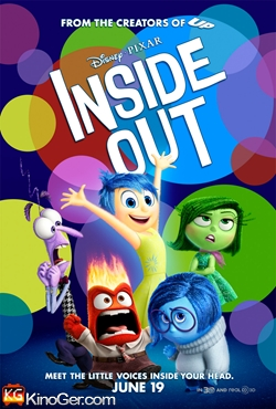 Inside Out - Alles steht Kopf (2015)