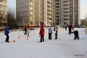 """16 февраля  2015 """"Весёлые старты"""""""