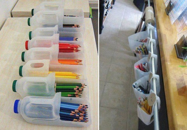Как сделать очень полезные вещи из пластиковых бутылок!. Обсуждение на LiveInternet - Российский Сервис Онлайн-Дневников