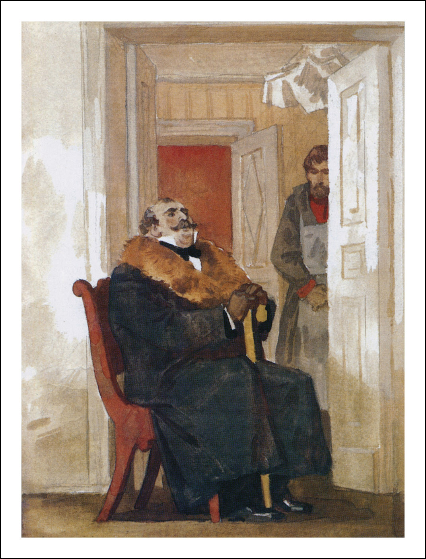 В. Панов, А.П. Чехов