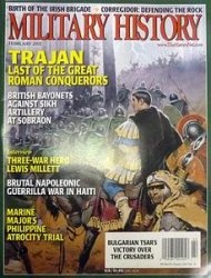 Журнал Military History 2002-02