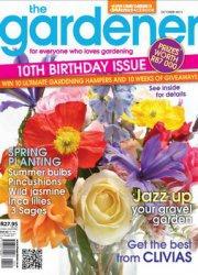 Журнал The Gardener - №10 2013