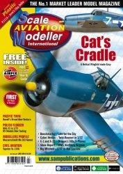 Журнал Scale Aviation Modeller International №7 2012