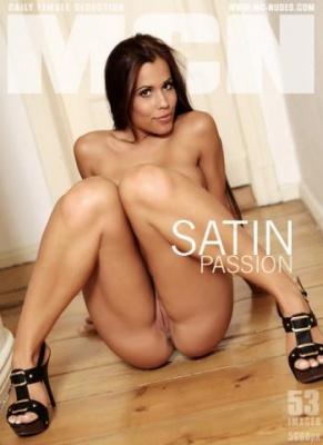 Журнал Журнал MC-Nudes - 2011-09-22 - Satin - Passion