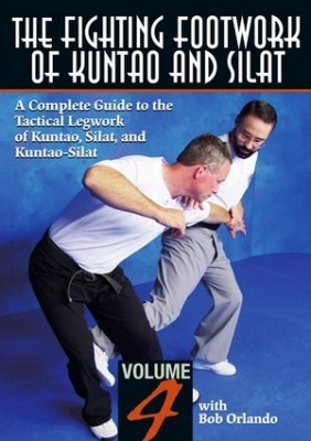 Книга The fighting footwork of kuntao and silat (DVDRip) 2004