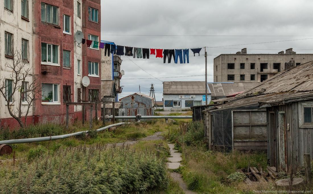 камчатка поселок октябрьский фото
