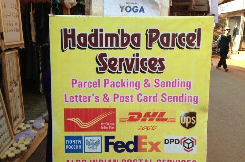 Hadimba Parcel Services