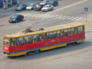 Мэрия Новосибирска планирует создать новые трамвайные маршруты