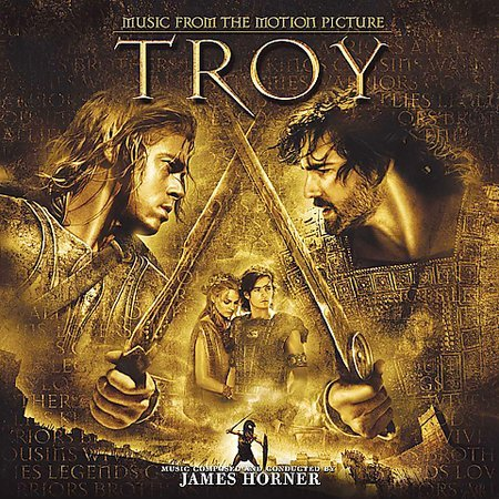 Score Troy (2004) [lossless]