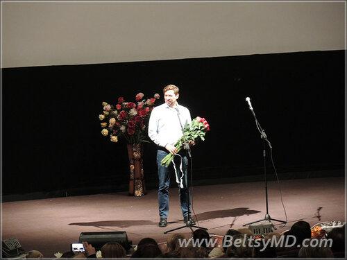 Звёдный десант в Бельцах: Андрей Мерзликин, Светлана Тома