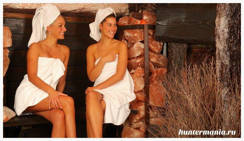 Три основных правила посещения бани
