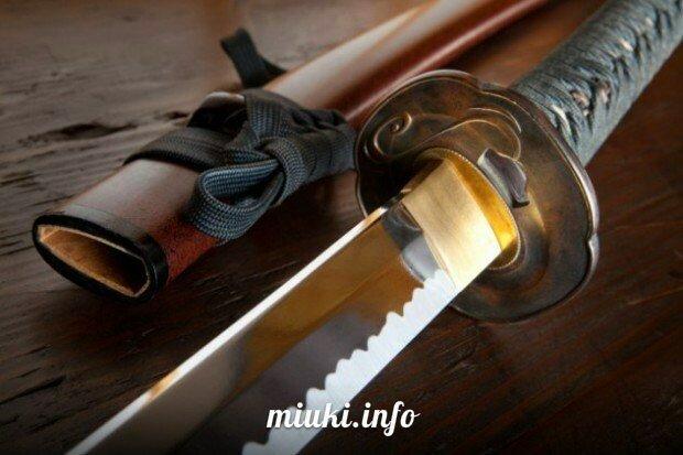 Японские катаны и мечи, о которых слагали легенды