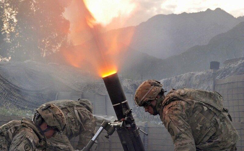 Американские военные в Афганистане 2