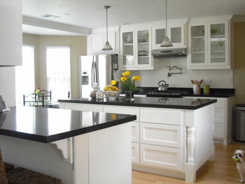 Белый цвет в интерьере кухни, фото 3