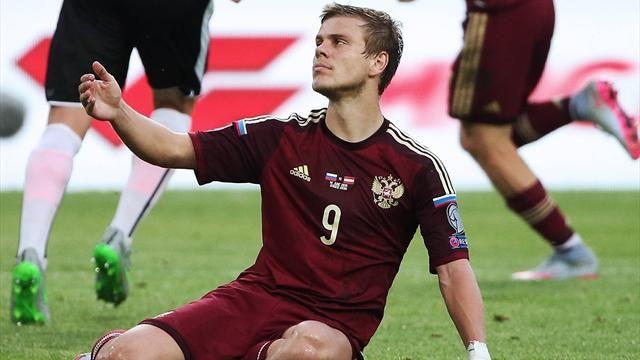Сборная Черногории пофутболу приехала в столицу играть только напобеду