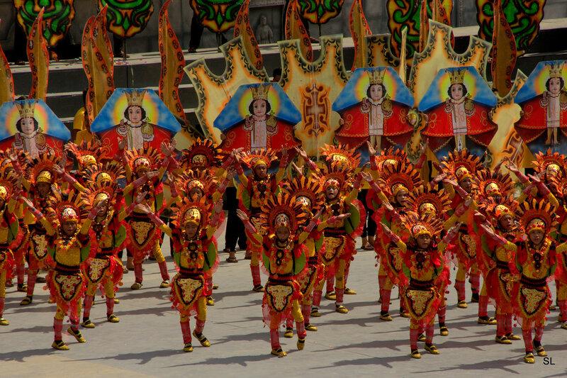 Фестиваль Sinulog