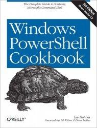Книга Windows PowerShell Cookbook, 3rd Edition
