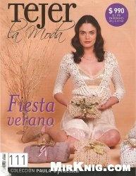 Журнал Tejer la Moda №111 2011