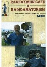 Журнал Radiocomunicatii si radioamatorism № 8, 2002