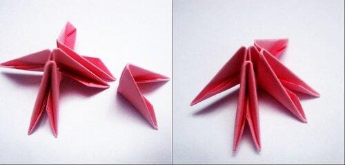 Лунтик. Модульное оригами