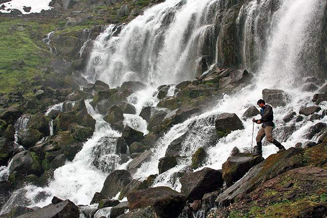 Водопады Камчатки