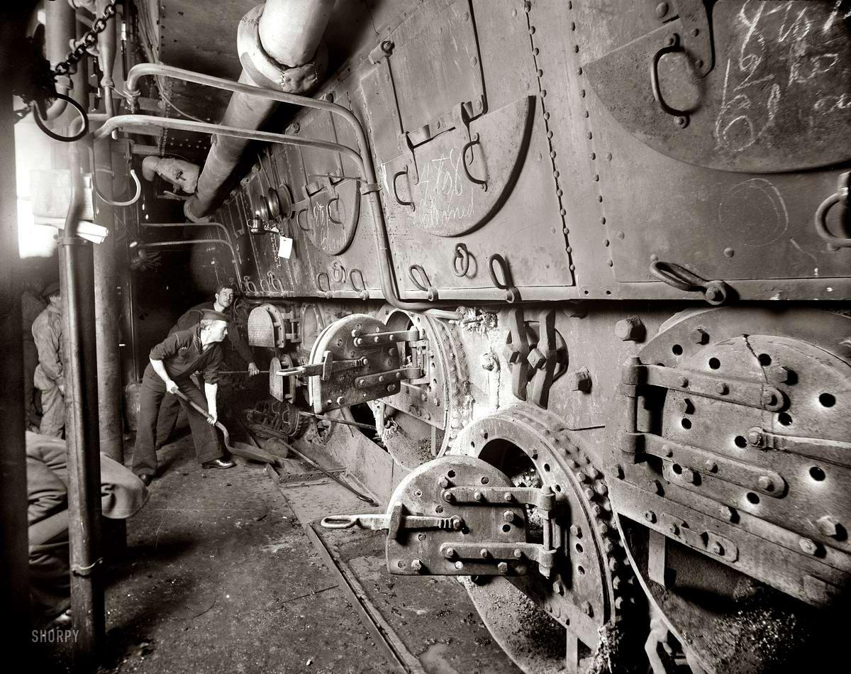 Корабли, речные суда и военные моряки на снимках американских фотографов конца 19 века (24)