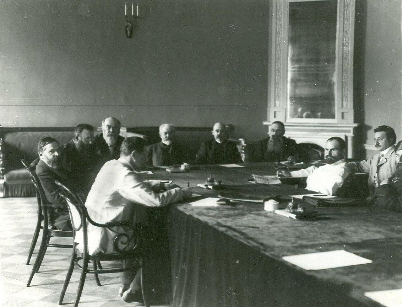 1906. Комиссия по выработке порядка проверки полномочий членов Первой Государственной думы