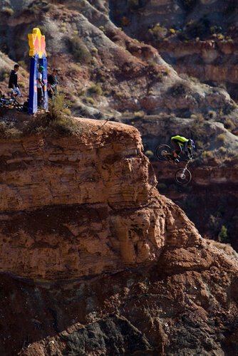 Red Bull Rampage 2008 - Evolution (photos)