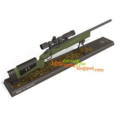 снайперская винтовка M40A31