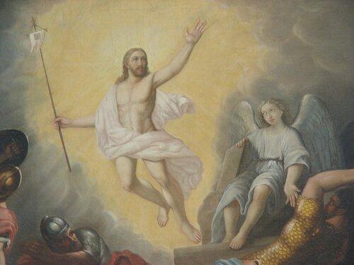 Воскресение Христово. Из Лаппеенранты
