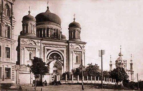Десятинная церковь (арх.Стасов)
