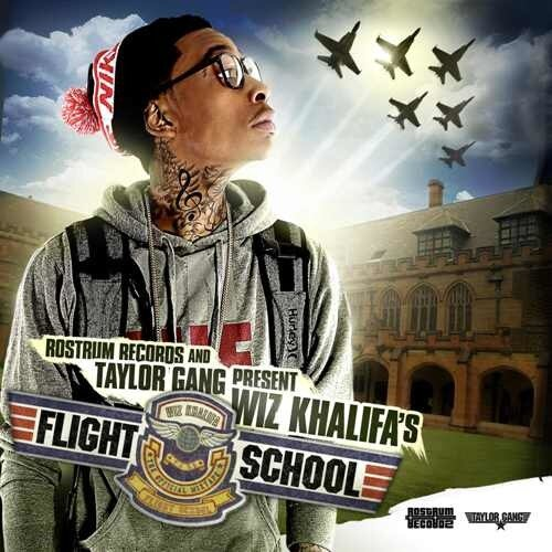 Wiz Khalifa - Flight School (2009)