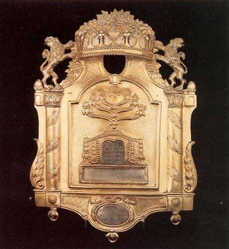 Щит Торы 1824