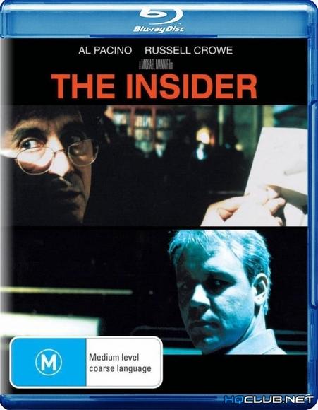 Свой человек / The Insider (1999/HDRip)