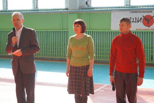 волейбольные соревнования в Урмарском районе 2015