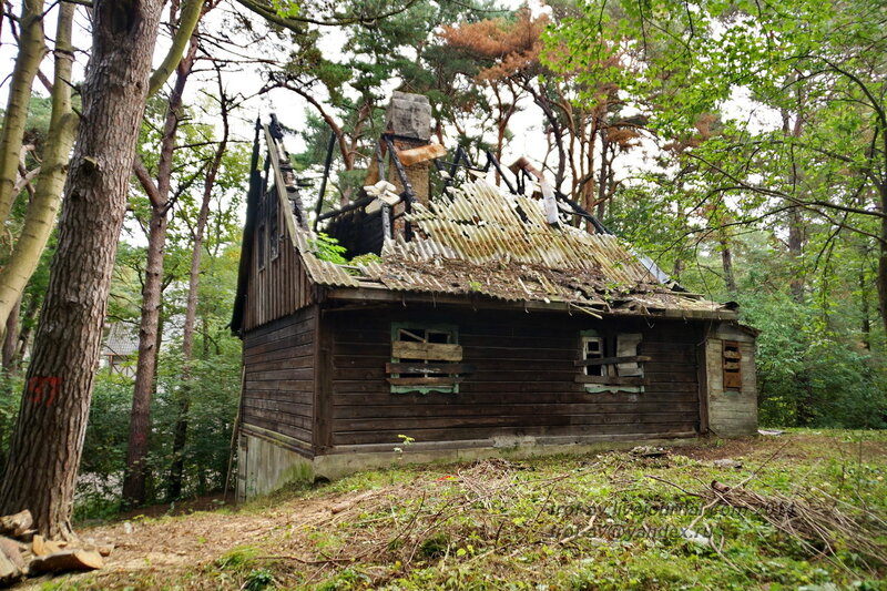 Заброшенный дом. Светлогорск-Rauschen
