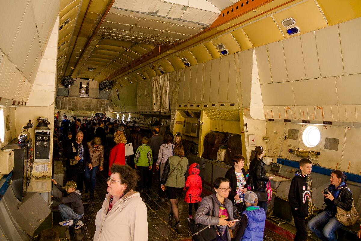 Сотни человек посетили авиапраздник в Мигалово / фото