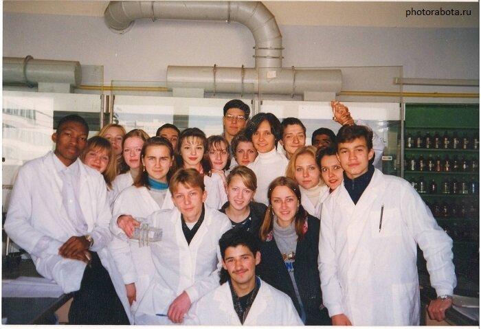 МИТХТ 1998 семинар неорганики