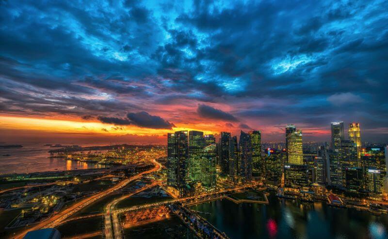 Новые прекрасные фотографии природы и городских сюжетов (Unsplash и Flickr) 0 14522d cdbf4384 XL
