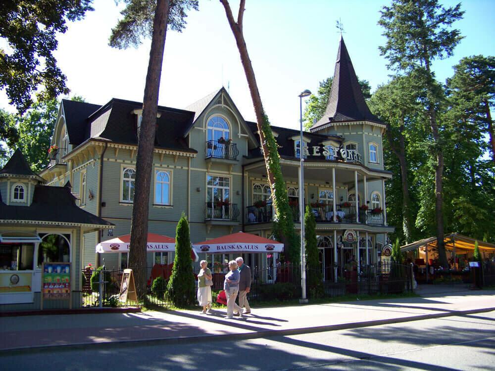 Юрмала отель Pegasa Pils